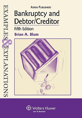 Bankruptcy and Debtor/Creditor Cover Image