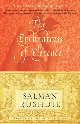The Enchantress of Florence: A Novel Cover Image