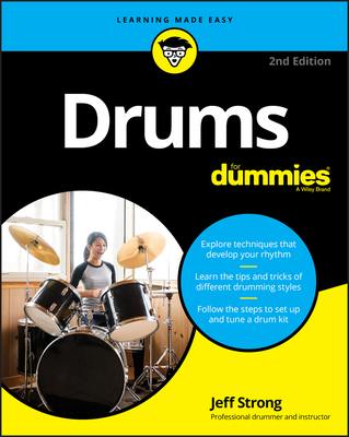 Drums for Dummies Cover Image