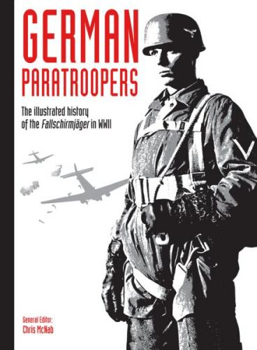 Cover for German Paratroopers, 2