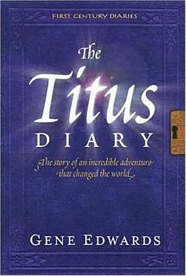 The Titus Diary (First-Century Diaries (Seedsowers)) Cover Image