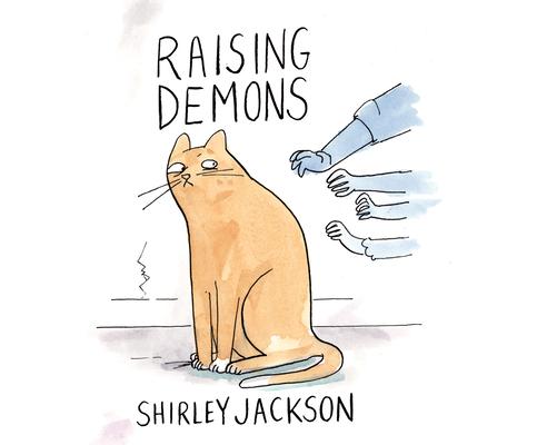Cover for Raising Demons
