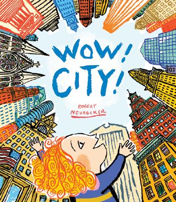 Wow! City! Cover