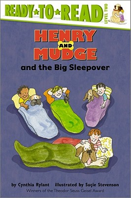 Henry and Mudge and the Big Sleepover (Henry & Mudge) Cover Image