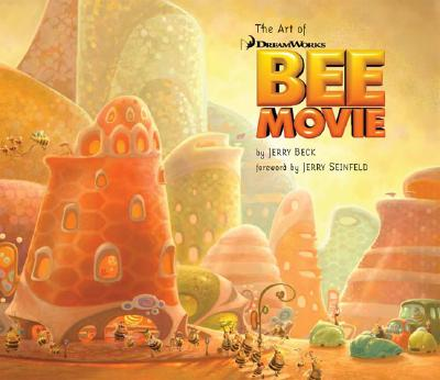 The Art of Bee Movie Cover Image