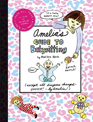 Amelia's Guide to Babysitting Cover