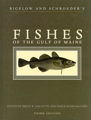 Bigelow and Schroeder's Fishes of the Gulf of Maine, Third Edition Cover