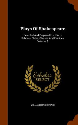 Cover for Plays of Shakespeare