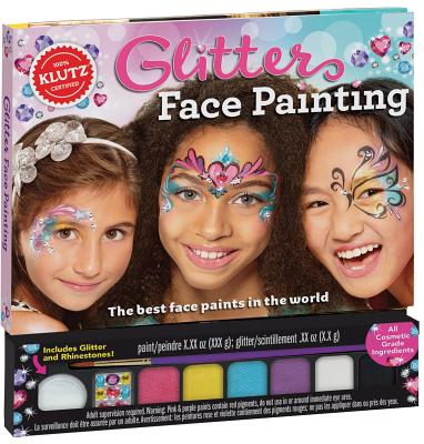 Glitter Face Painting Cover Image
