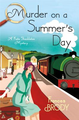 Murder on a Summer's Day: A Kate Shackleton Mystery Cover Image