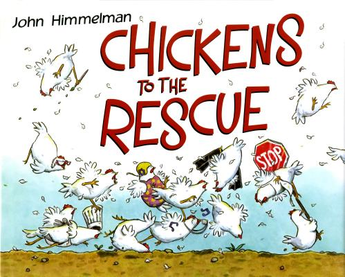 Chickens to the Rescue Cover