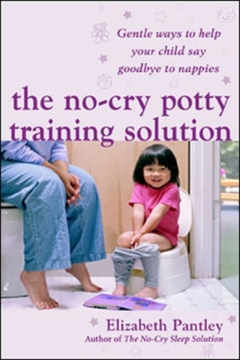 The No-Cry Potty Training Solution Cover
