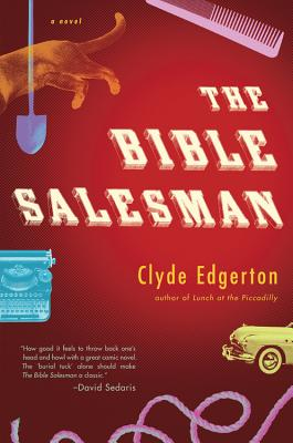 The Bible Salesman Cover