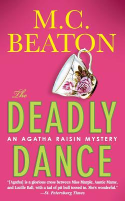 Deadly Dance Cover Image
