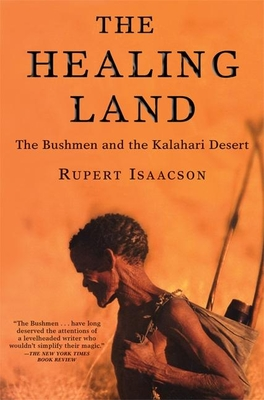 Cover for The Healing Land