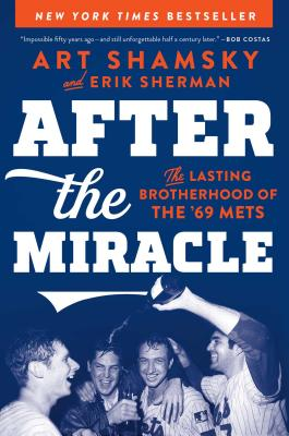Cover for After the Miracle