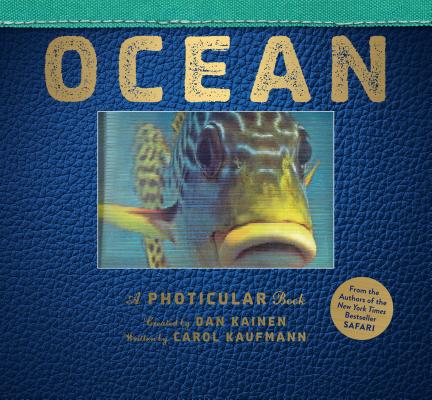 Ocean: A Photicular Book Cover Image