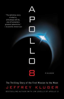 Apollo 8: The Thrilling Story of the First Mission to the Moon cover