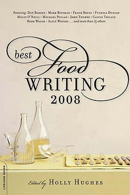 Cover for Best Food Writing 2008