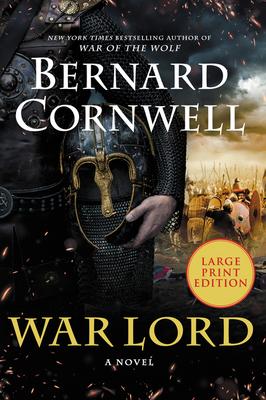 War Lord: A Novel (Saxon Tales #13) Cover Image
