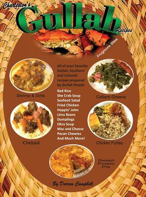 Charleston's Gullah Recipes Cover Image