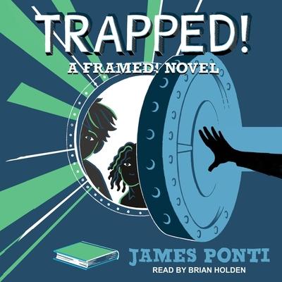 Trapped! Lib/E Cover Image