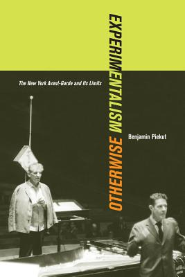 Cover for Experimentalism Otherwise