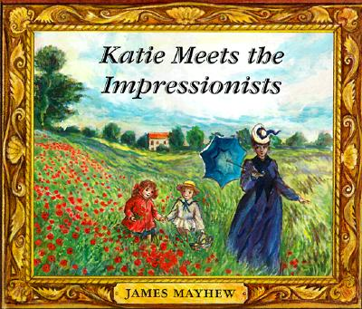 Katie Meets the Impressionists Cover