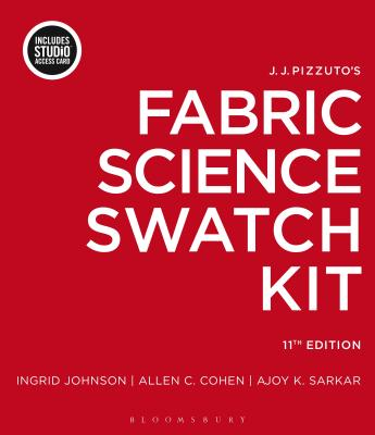 J.J. Pizzuto's Fabric Science Swatch Kit: Bundle Book + Studio Access Card Cover Image