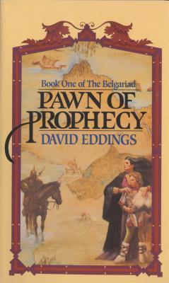 Pawn of Prophecy (The Belgariad #1) Cover Image