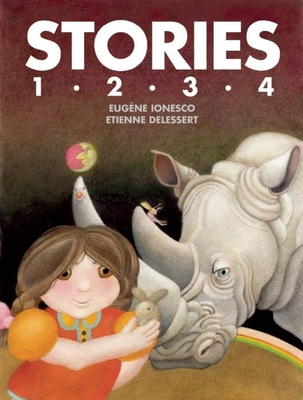 Stories 1,2,3,4 Cover