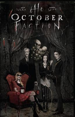 The October Faction, Vol. 1 Cover Image