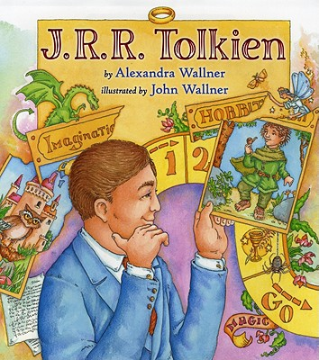 J.R.R. Tolkien Cover