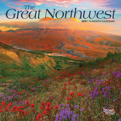Great Northwest, the 2021 Mini 7x7 Cover Image