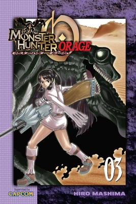 Monster Hunter Orage, Volume 3 Cover