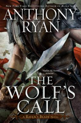 The Wolf's Call (Raven's Blade Novel, A #1) Cover Image