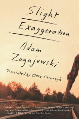 Slight Exaggeration: An Essay Cover Image