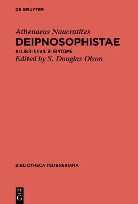 A: Libri III-VII. B: Epitome (Bibliotheca Scriptorum Graecorum Et Romanorum Teubneriana) Cover Image