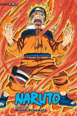 Naruto (3-in-1 Edition), Vol. 8 cover image