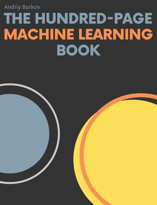 The Hundred-Page Machine Learning Book Cover Image