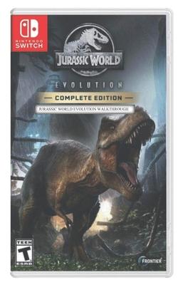 Jurassic World Evolution Walkthrough Cover Image