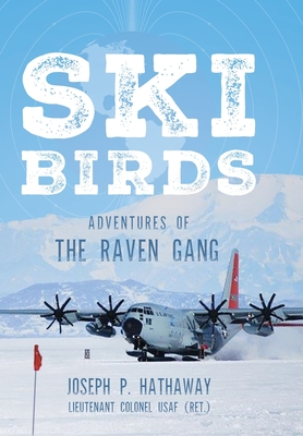 Skibirds: Adventures of The Raven Gang Cover Image