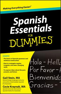 Spanish Essentials for Dummies Cover Image
