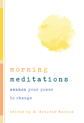 Morning Meditations: Awaken Your Power to Change Cover Image