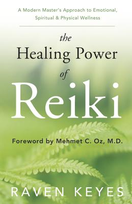 The Healing Power of Reiki Cover