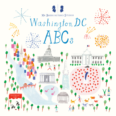 Mr. Boddington's Studio: Washington, DC ABCs Cover Image