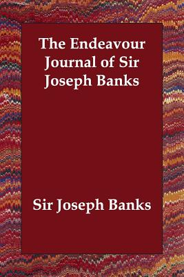 The Endeavour Journal of Sir Joseph Banks Cover Image