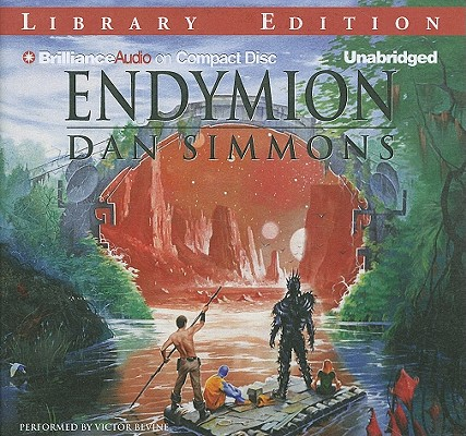 Endymion (Hyperion Cantos #3) Cover Image