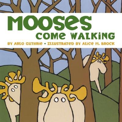 Mooses Come Walking Cover