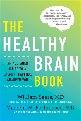 Cover for The Healthy Brain Book